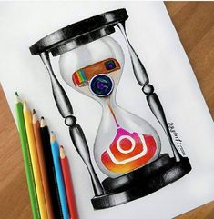 Creative! Old or New!?? Follow us! @dailyart and @artistic_unity_ Amazing artwork by @abitov_ed Tag your friends!#Dailyart