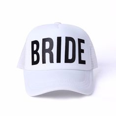 1707ae714b572 TEAM BRIDE Bachelorette Caps Hat Size  One Size Style  Casual Material   Cotton Strap