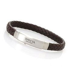 "Invicta Men's Skipper Element 7.5"" Rubber Bracelet"