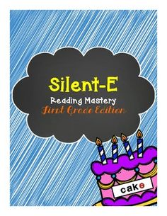 This packet includes a bit of everything. A total of 30 pages this packet includes from worksheets to board games. Students will be able to practice reading silent e words while building fluency. Worksheets are engaging and based on different stages in the RMSE 1 program.