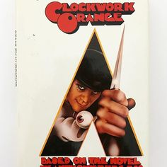 idea.ltd This is it. Stanley Kubrick's Clockwork Orange film book of 1972. This is the hardcover first edition of this total visual picture film novel. It is off the scale of one to rare. It is not anywhere. But here. This one. Email if you want@ideanow.online #clockworkorange #1972 #stanleykubrick 2016/11/11 05:08:48