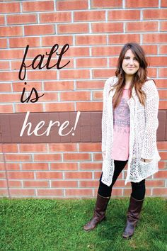 A Free People Kind of Fall : Free People : Frye Boots - Fall Looks