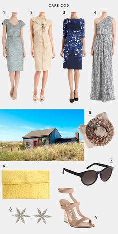 The Window – Summer Lovin' | A Wedding Guest's Style Guide