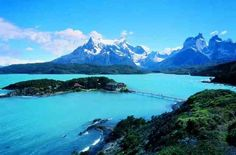 Reservations of Torres del Paine Tour and Perito Moreno glacier. Travel and Tourism to Patagonia Chile and Argentina visiting Los Glaciares national park, Cerro Castillo, Puerto Natales, Serrano glacier in Bernardo O'higgins National Park Places Around The World, Oh The Places You'll Go, Cool Places To Visit, Great Places, Places To Travel, Amazing Places, Patagonia, Torres Del Paine National Park, Destinations