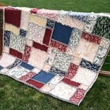 Twisted Rag Quilt Pattern by A la Mode.  http://www.craftsy.com/user/306489/pattern-store
