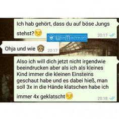Lustige WhatsApp Bilder und Chat Fails 133 - Böse Jungs - Bad Boys