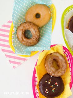 Happy Donut Day from Love The Day