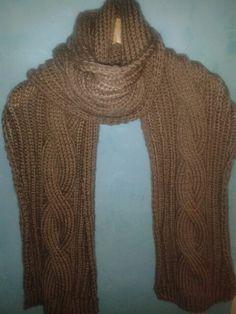 Bufanda larga unisex de Bufandas With Style
