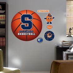 Syracuse Orange Basketball Logo