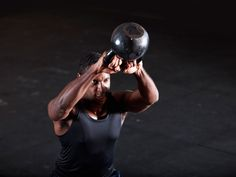 This beginner workout combines the benefits of dumbbell training with a high-intensity cardio workout to help you build muscle, increase power, and get lean.