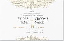 dots elegant Invitations & Announcements