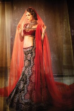 Indian wedding dresses are very popular and demanding worldwide. Here we will discuss Indian wedding dresses 2014 for girls. Pakistani Bridal, Indian Bridal, Bridal Lehenga, Bridal Lenghas, Indian Attire, Indian Wear, Indian Style, India Fashion, Asian Fashion