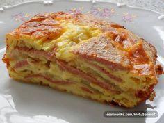TIKVICE: Zavoljeti ćete ih pripremlejne na ovaj način! Cupcake Recipes, Cookie Recipes, Dessert Recipes, Musaka, Macedonian Food, Party Sandwiches, Good Food, Yummy Food, Croatian Recipes