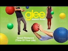 Good Riddance (Time Of Your Life) - Glee [HD Full Studio]    can't wait for this!