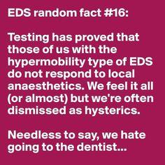 EDS random Fact 16