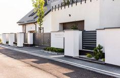 House Fence Design, Iron Gates, Garage Doors, Backyard, Landscape, Outdoor Decor, Heart, Projects, Home Decor