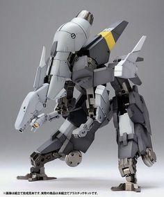 Naoki / Kotobukiya / Frame Arms / NSG-25 Strauss / Mecha / 2012