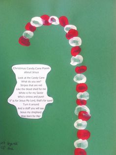 Serendipitous Discovery: The Legend Of The Candy Cane - grade party ideas - Candy Cane Kindergarten Christmas Crafts, Christmas Crafts For Kids, In Kindergarten, Preschool Crafts, Christmas Activities, Preschool Ideas, Homemade Christmas, Toddler Crafts, Christmas Projects