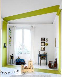 Une décoration originale ? Jouez avec la perspective pour donner une autre dimension à votre pièce.