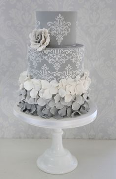 Wedding cake trends 2014: discover this year's hottest trends - Photo 29 | Celebrity news in hellomagazine.com