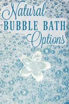 In need of a nice bubble bath? Have kids begging for bubbles in the tub? But you want to avoid all the toxins? Here are some natural bubble bath options! #bubblebath #natural #nontoxic #bath Natural Lifestyle, Healthy Lifestyle Tips, Homemade Skin Care, Diy Skin Care, Natural Skin Care, Natural Health, Natural Baby, Health Tips, Women's Health