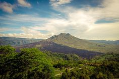 What a great little climb! Our last look at Mount Batur in Bali Indonesia before continuing on with our adventure! [OC] [2304x1536]