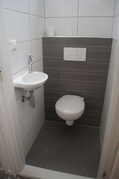 1000 images about wc on pinterest toilets modern toilet and toilet room for Deco tegel wc