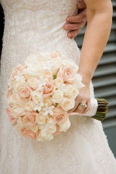 Gorgeous Bridal Bouquet   Alamo Plants and Petals  