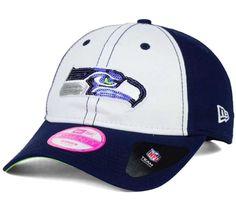 945077708b1134 New w/Tag Gray Seattle Seahawks New Era 9Twenty Adult Womens Adjustable Hat    eBay