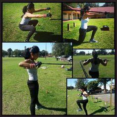 TRX Rip Training combo #trxtraining #Trxworkout #riptrainer Rip Trainer, Trx Training, Lifestyle, Health, Fitness, Health Care, Salud