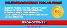 3ds Pokemon, Nintendo, All Pokemon