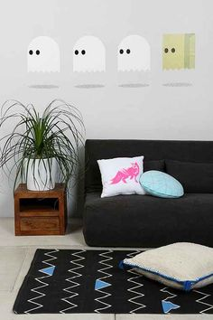 Ugly Duckling Wall Decal - Urban Outfitters