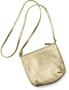 276d6c0404fb ShopStyle  Small Metallic Cross-Body Bag Over The Shoulder Bags