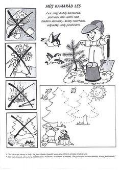 Kliknutím zavřít: Earth Day Activities, Nature Activities, Activities For Kids, Preschool Education, Paper Gift Box, Kindergarten Worksheets, Recycled Crafts, Pre School, Green Day