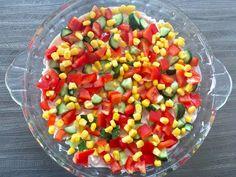 Zapiekanka gyros - Blog z apetytem Fruit Salad, Salsa, Mexican, Ethnic Recipes, Blog, Fruit Salads, Blogging, Salsa Music, Mexicans
