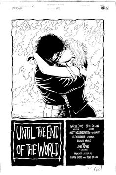 I Love you until the end of the world, Jesse & Tulip - Preacher