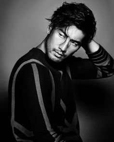 "warmachined: "" Godfrey Gao for Men's Folio Singapore "" Beautiful Women Quotes, Beautiful Tattoos For Women, Beautiful Black Women, Gorgeous Men, Handsome Men Quotes, Handsome Arab Men, Godfrey Gao, Strong Woman Tattoos, Hot Asian Men"