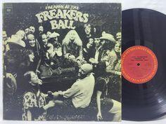 Shel Silverstein Freakin' at the Freakers Ball Columbia KC 31119 LP #Vinyl Record