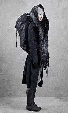 sekigan:  dark & tattered | Outsiders | Pinterest