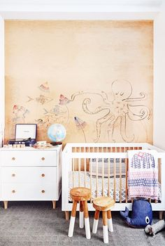 Because no one decorates their baby's room in pink and blue anymore, we rounded up our favorite gender neutral nursery ideas along with a few clever tips.