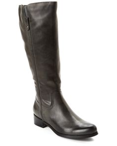 "Spotted this Blondo ""Vanylle"" Leather Boot on Rue La La. Shop (quickly!)."