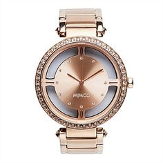 Tippi Watch $249 #mimco #watches #rosegold