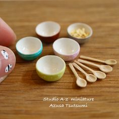 2017.11 Miniature Kitchen Set By Studio A-Z