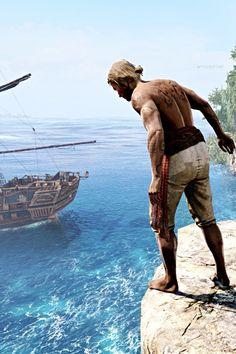 Assassin's Creed IV Black Flag. Edward Kenway.