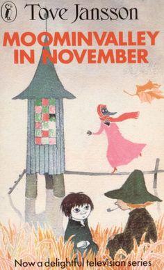 Moominvalley in November- Tove Jansson