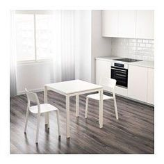 IKEA - MELLTORP, Table, The melamine table top is moisture resistant, stain resistant and easy to keep clean.Seats 2.