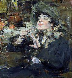 Por amor al arte: Nicolai Fechin (1881-1955)