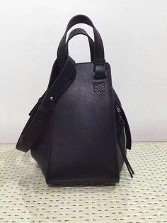 Loewe Hammock Small Bag Black AW 2016 https://www.ccbellavita.eu/products/loewe-hammock-small-bag-black-aw-2016