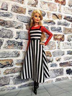 Poppy Parker, Beautiful Barbie Dolls, Doll Stuff, Girl Dolls, Fashion Dolls, Babies, Sewing, Girls, Barbie Dress