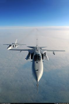 SU-24 FENCER Russian Airforce/Russian Navy
